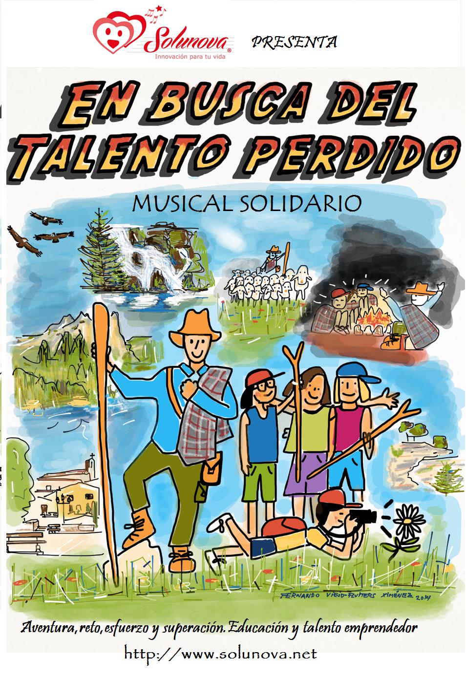 PROMOVEMOS EL MUSICAL SOLIDARIO