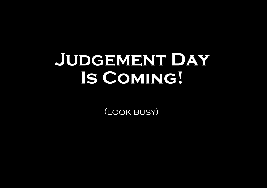 the judgement day The latest tweets from judgement day (@judgementdayuk) one of the uk's most challenging yet fun ocr's and trail runs don't just say you're tough, prove it next.
