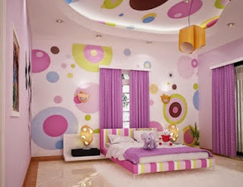 Jenis Jenis Kamar Tidur Anak Perempuan Sobat Interior Rumah