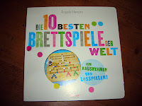 """Buchcover """"Die 10 besten Brettspiele der Welt"""""""