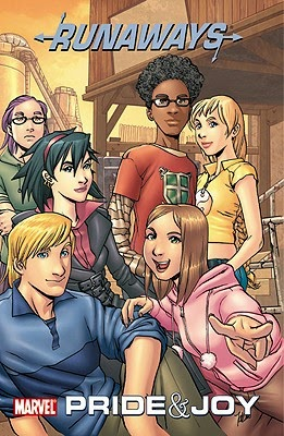 Runaways by Brian K. Vaughan