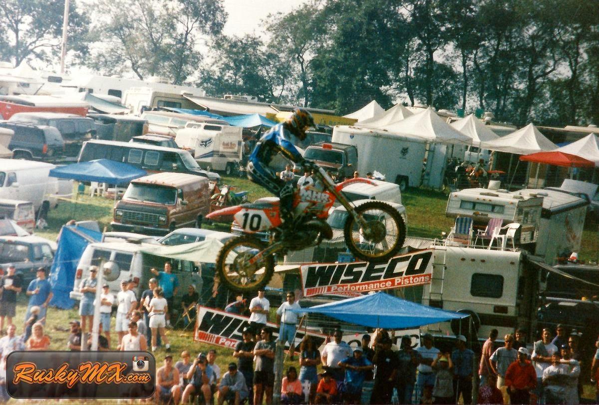 Damon Bradshaw Steel City 1997