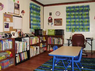 2011/2012 Pre-school Classroom - view 3
