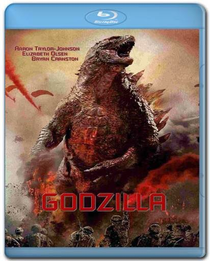 Godzilla 720p + 1080p Bluray BRRip AVI Dual Audio + RMVB Dublado BDRip