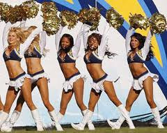 Deccan Chargers Cheerleaders