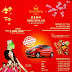 """ GONG XI FA CAI 2016 "" Planet Holiday Hotel & Residence"