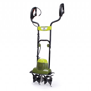 Snow Joe / Sun Joe Electric Tiller