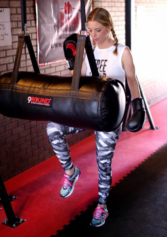 Kickbox Exercise Routines