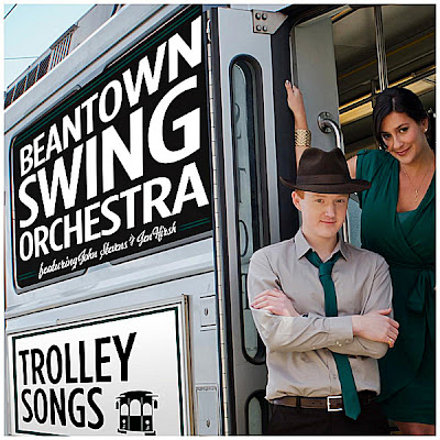 Beantown Swing Orchestra Trolley Strange Things Offbeat Disney
