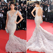 sO, as I was brOwsing the net tO peek what the stars wOre at the Cannes Film .