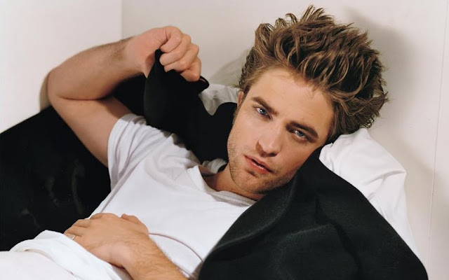 Robert Pattinson, actor de cine gay