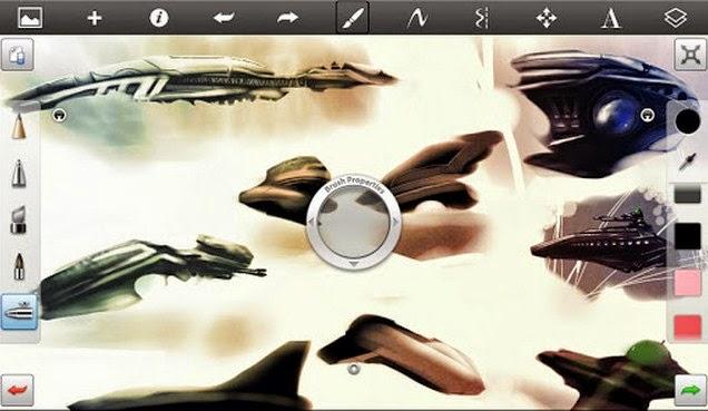 Download APK | Sketchbook Pro v2.9.3