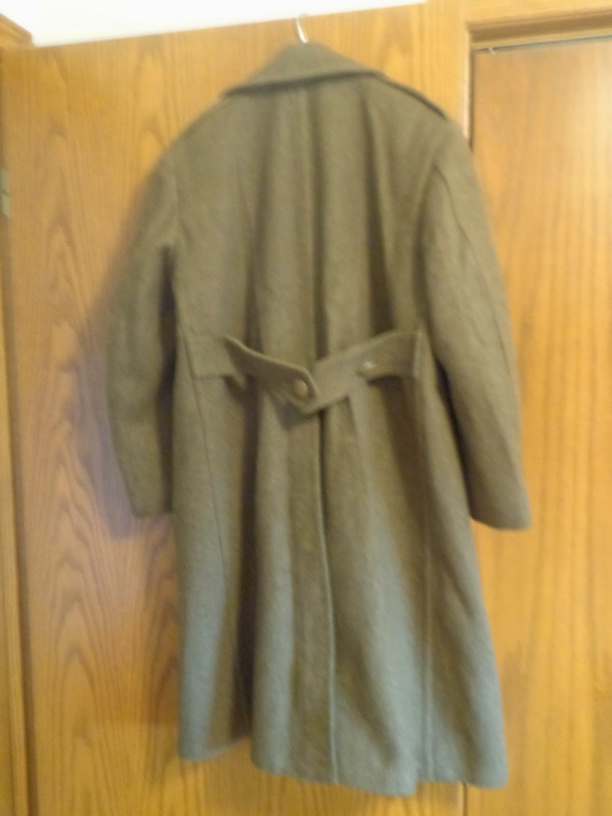 the trench coat back view