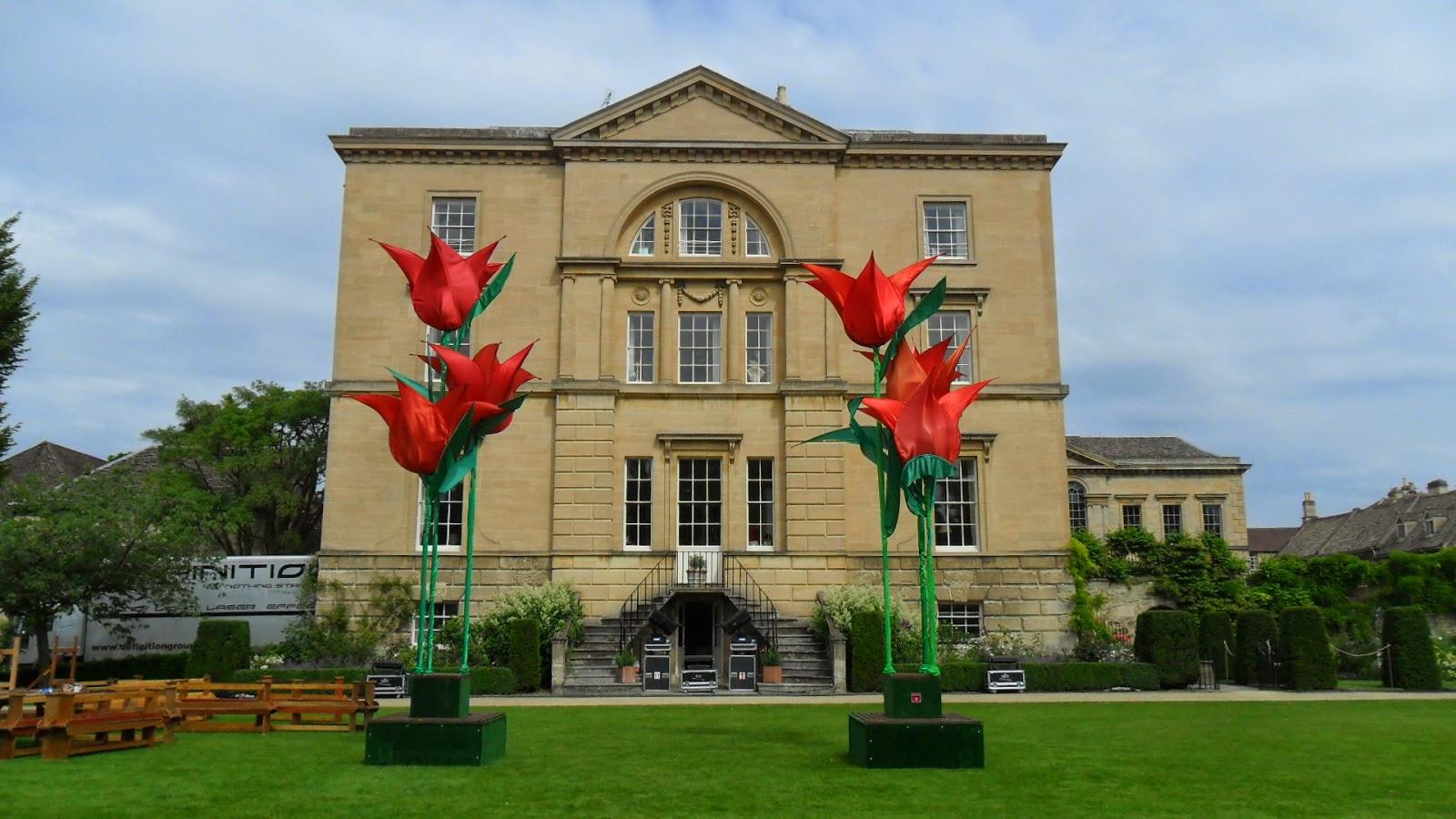 Worcester College Gardeners Tercentenary Ball