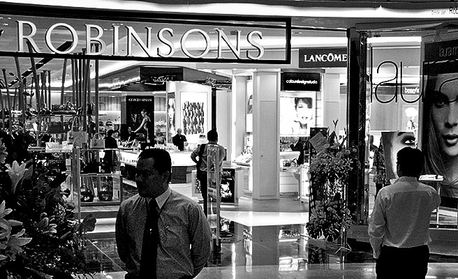 the gardens robinsons store malaysia