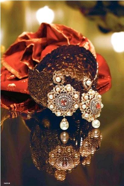 Punjabi Wedding Jewellery by Tanishq