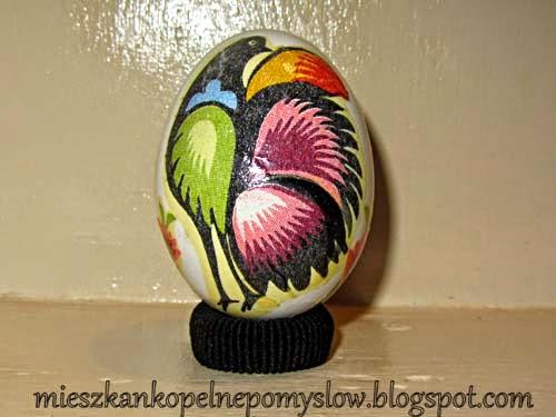 kolorowe pisanki, ozdoby świąteczne, pisanki, dekorowanie jajek, jajka, jaka decoupage, pisanki decoupage, Wielkanoc, dekoracje świąteczne, decoupage, rękodzieło, handmade,