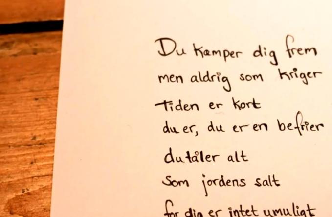gode danske ord rektal smerte