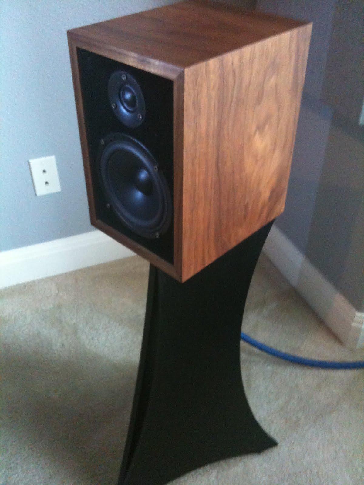 The Vinyl Anachronist My Audio Design 1920 Loudspeakers