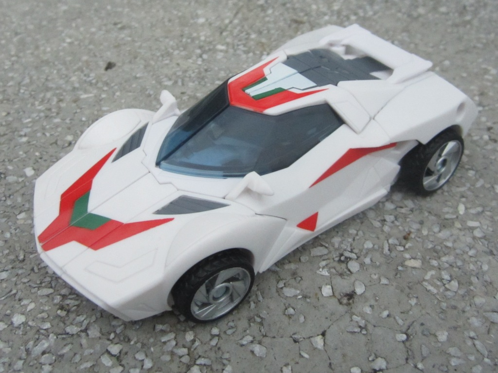Transformers prime wheeljack car - photo#21
