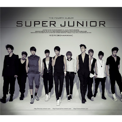 Foto Wallpaper Super Junior Terbaru