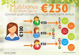 Ganhe Já 250€ - Multibonus