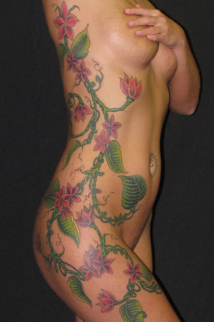 Vine Tattoos