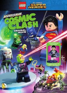 LEGO Liga da Justiça: Combate Cósmico Legendado