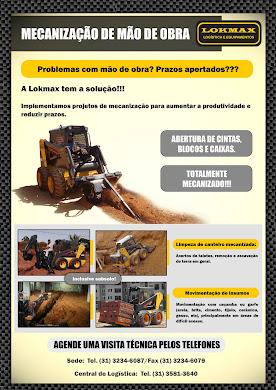 Mecanização de mão de obra