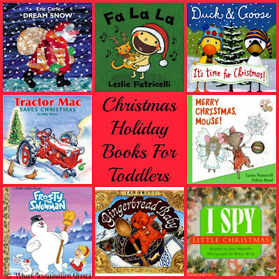 Christmas books toddlers favorite