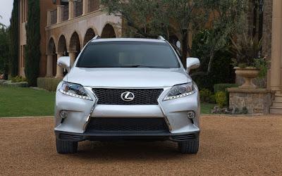 2016 Lexus RX 350 F Sport Crossover Specs Price