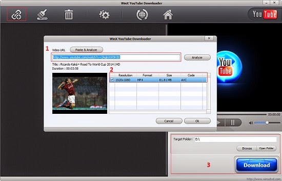 Free Download World Cup Star Videos