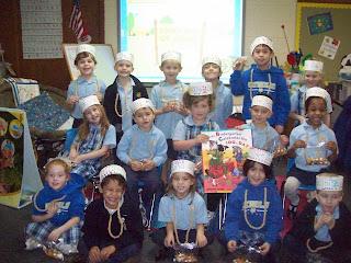 Montgomery Catholic Celebrates 100th Day of School 1