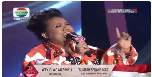 Peserta Dangdut Academy Asia yang Tersenggol Tgl 13 Desember 2015