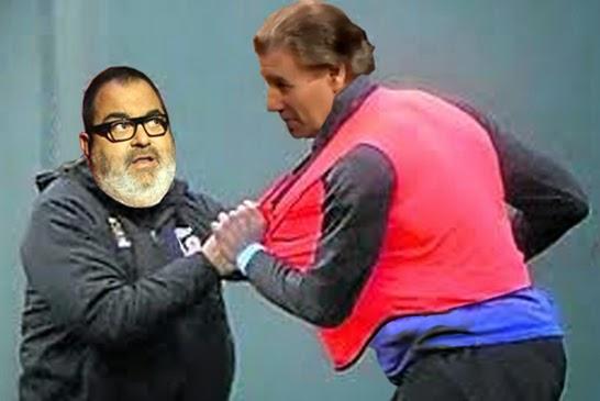 Lanata, Victor Hugo Morales