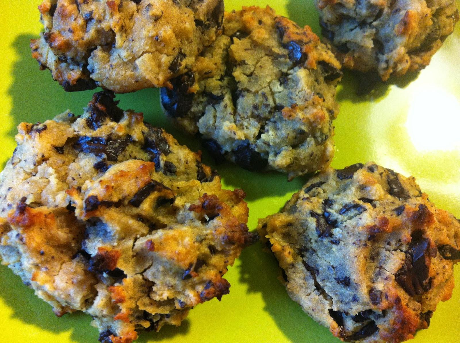 peanut butter cookies..... il pieno di proteine per un biscotto per nulla scontato