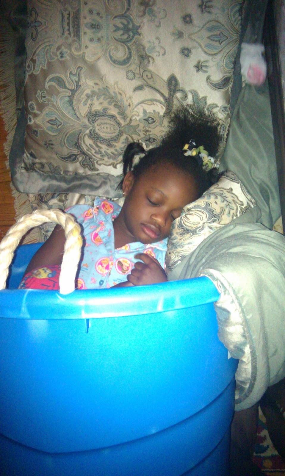 Sleeping Basket