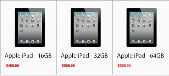 iPad Decoy Pricing