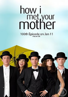 How I Met Your Mother Poster Promocional 100 episdio Download How I Met Your Mother 9x12 S09E12 RMVB Legendado