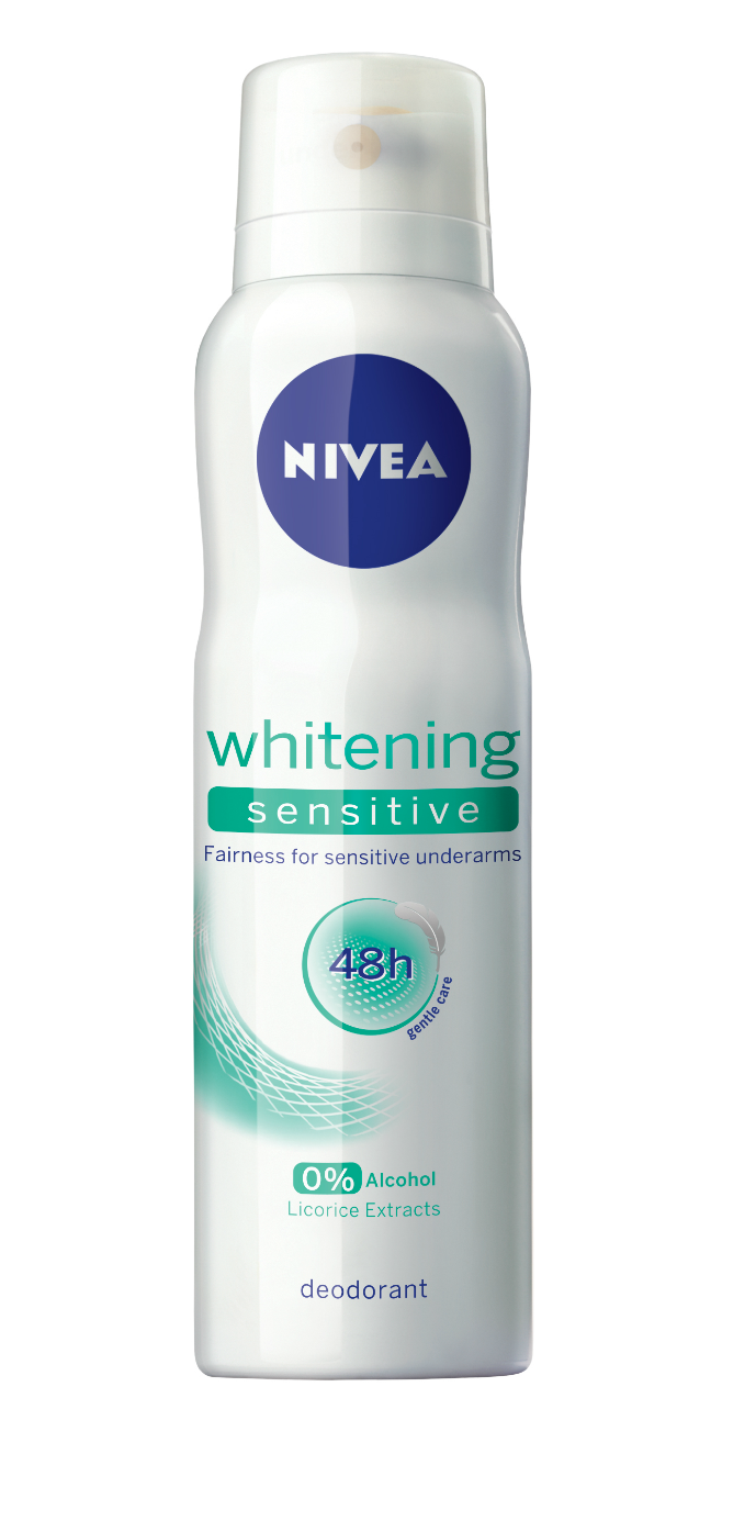 Nivea Whitening Sensitive Deodrant for Women