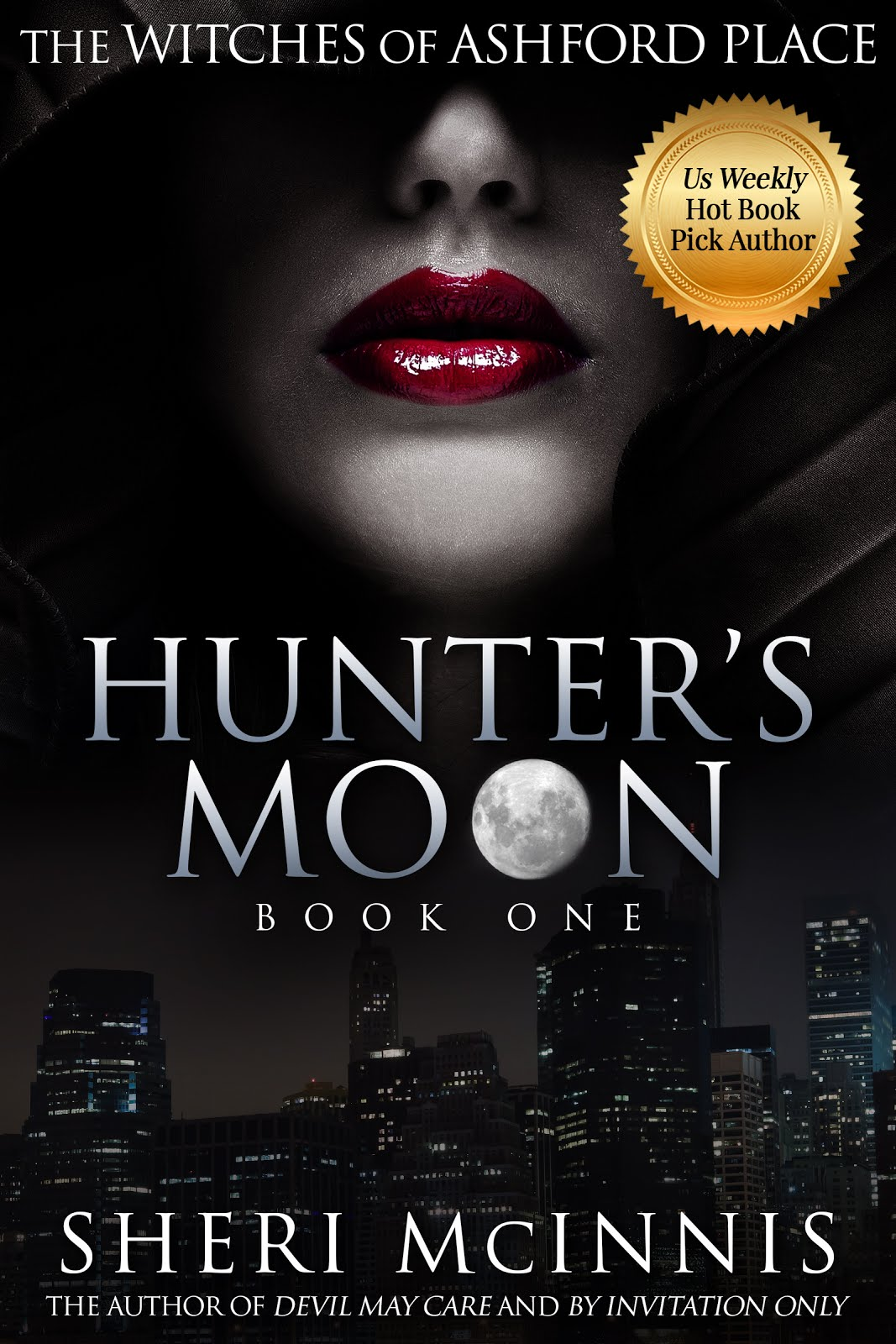 The Witches of Ashford Place: Hunter's Moon Book 1