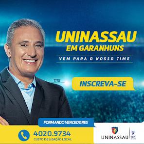 UNINASSAU EM GARANHUNS