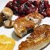 Deliciosos solomillos de foie