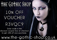 The Gothic Shop - 10%
