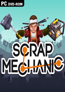 Download Scrap Mechanic v0.2.1 Free for PC