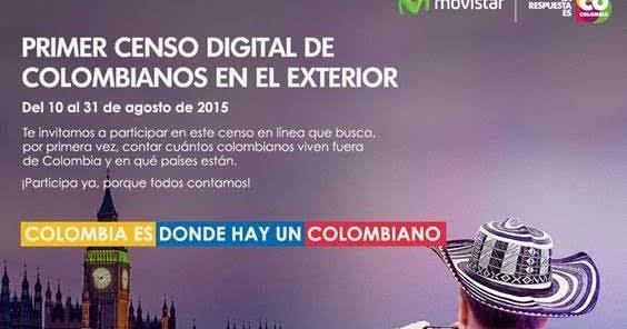 Noticias De C Cuta Movistar Y Marca Colombia Realizan Primer Censo Digital De Colombianos En El