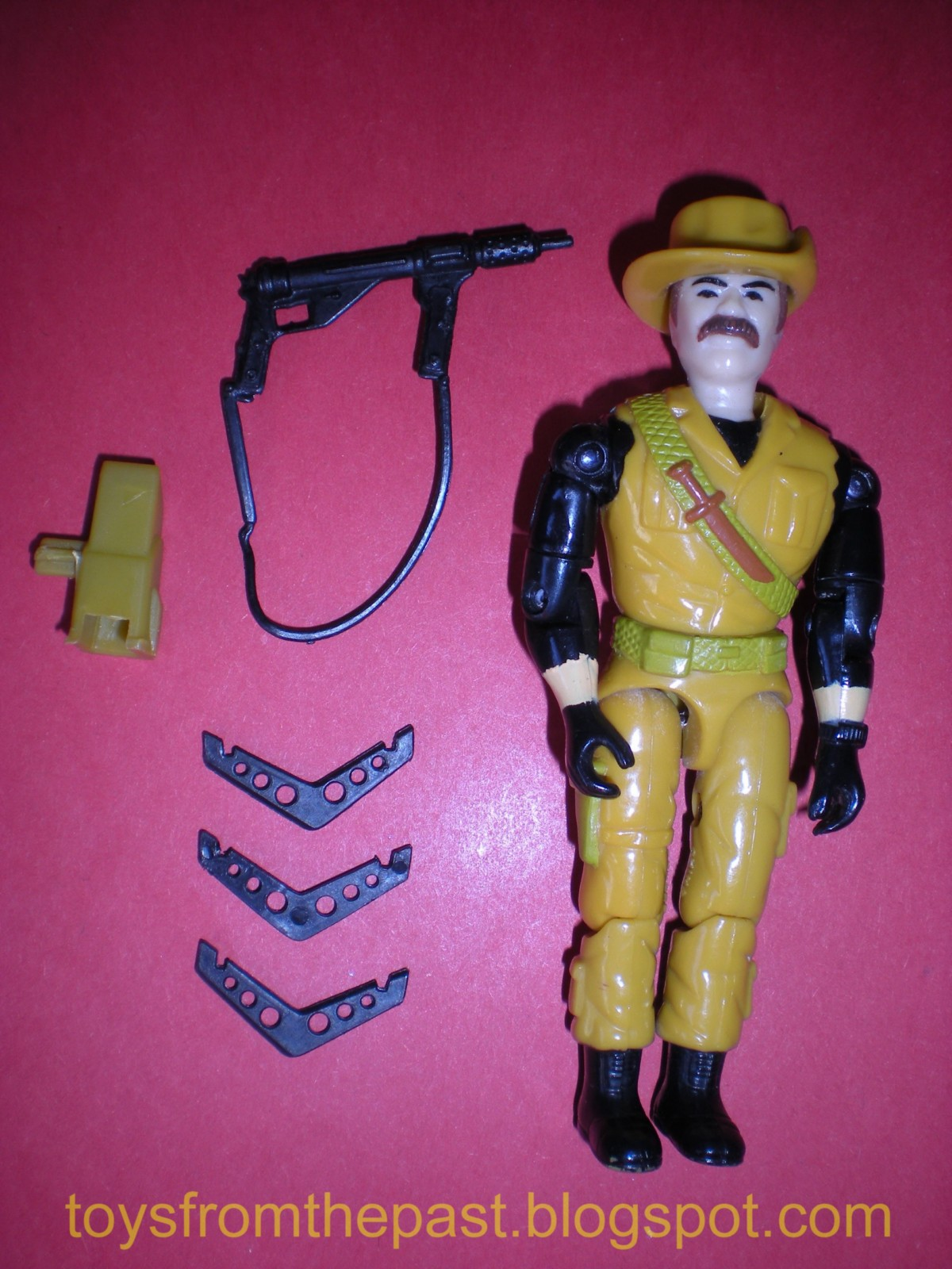 Toys From The Past 154 The Corps Wave 1 Ii 1986