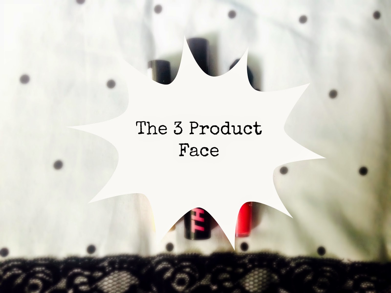 The Three Product Face