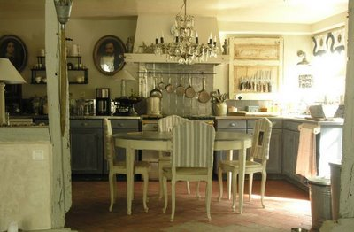 French&BonTon: Cucine country francesi