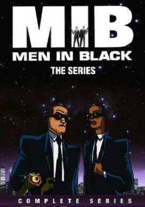 MIB - Homens de Preto (Desenho) Desenhos Torrent Download capa